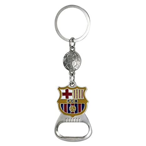 Keychain BOTTLE OPENER FC BARCELONA