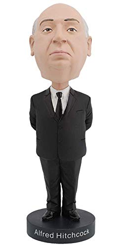 Royal Bobbles Alfred Hitchcock Bobblehead -