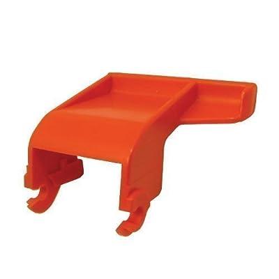 Sebo X Séries aspirateur pédal de pieds en plastique (rouge)