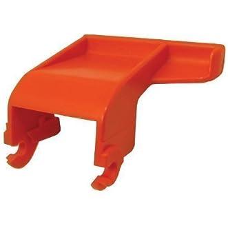 SEBO X Series Vacuum Cleaner Plastic Foot Pedal Red