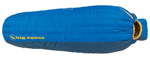 Big Agnes Lost Ranger 15-Degree Sleeping Bags 650 Down Fill
