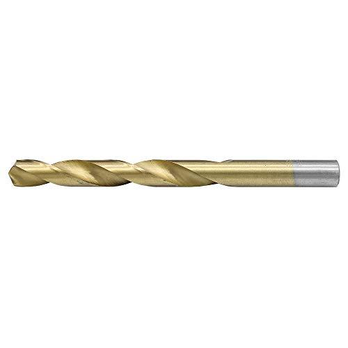 wolketon Punte Trapano Metallo Acciaio HSS Rettificate per Ferro 1-13 mm, 118°, Set 230 pezzi, serie GM, DIN 338. Scatola di metallo Qualità Professionale