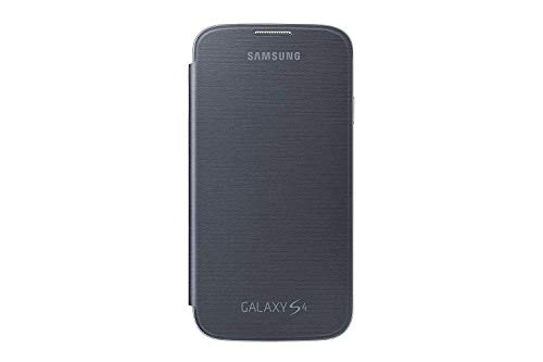 Samsung Galaxy S4 S-View Flip Cover Folio Case (Black) Galaxy S4 S-View Flip Cover Folio Case - Black (Bulk Packaging) (Samsung Galaxy S4 S View Flip Case)