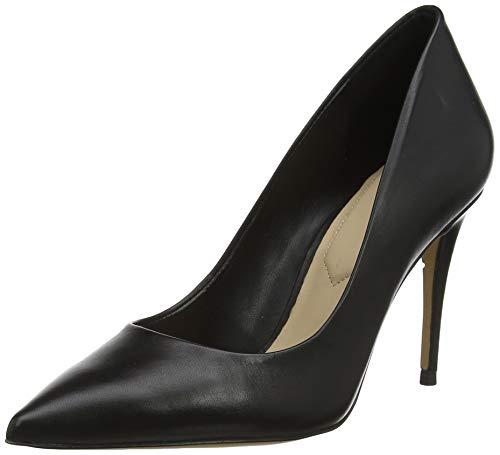 ALDO Women's Stiletto Heel, Pump, Black, 6 M US
