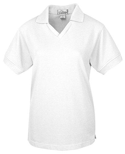 Tri-Mountain 7 oz. 60/40 Easy Care Golf Cut Polo Shirt - (Easy Care Pique Polo)