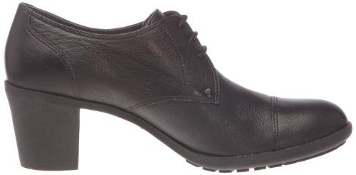para Tacón clásicos 21665 Camper 001 21665 Negro mujer cuero 1912 Zapatos de Fq5n5zg