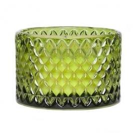 dpm Fragrance Capri Blue Cheer 10oz Diamond Cut Bowl Candle_Frankincense Giner - Scented Home Décor CH-100-FGI