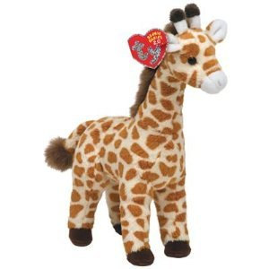 Ty Beanie Babies Topper - Giraffe