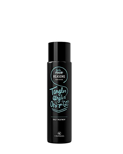 Four Reasons Travel Size Black Edition Daily Treatment - Ins