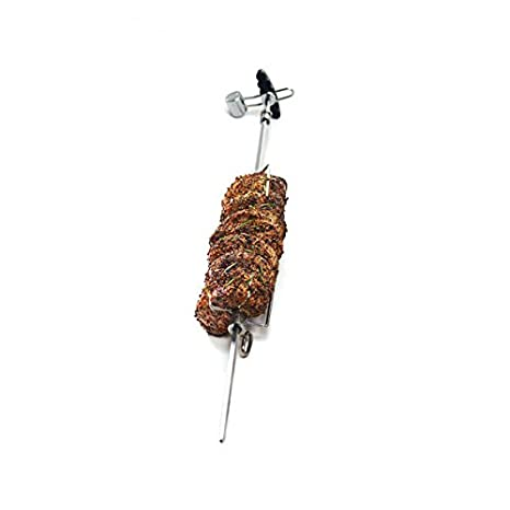 Broil King 60508 Battery Powered Universal Rotisserie 39.5-Inch