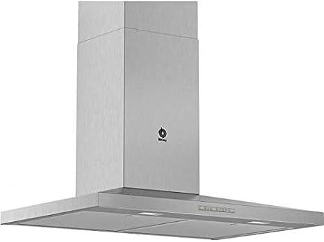 Balay 3BC677EX - Campana (750 m³/h, Canalizado/Recirculación, A, A, C, 64 dB): 286.77: Amazon.es: Grandes electrodomésticos