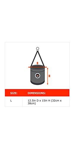 Ergodyne Arsenal 5743T Plastic Bottom Tool Bucket with Cover, 12.5'', 15''H by Ergodyne (Image #1)