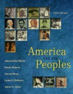 America & Its Peoples - A Mosaic in the Making, Single Volume Edition (5th, 04) by Martin, James Kirby - Roberts, Randy - Mintz, Steven - McMurry, [Hardcover (2003)] ebook