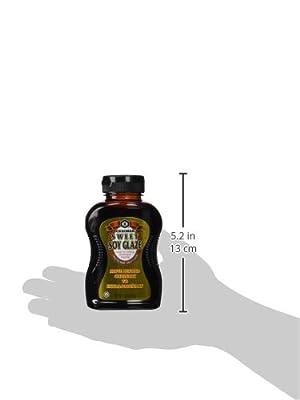 KIKKOMAN Glaze Soy Sweet Sauce, 11.8 Ounce