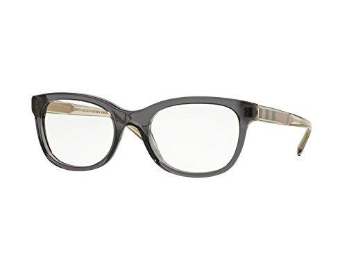 Burberry Women's BE2213 Eyeglasses Dark Grey 53mm