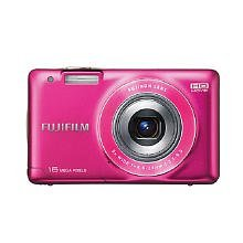 Fujifilm FinePix JX500 Digital Camera (Pink)