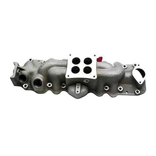 Offenhauser 1078 1949-1953 Fits Ford Flathead 4-Barrel Intake Manifold 4 Barrel Intake Manifold