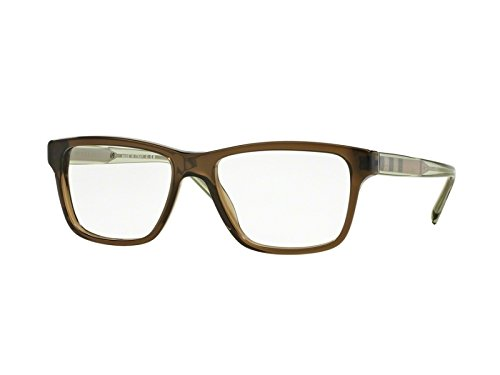 BURBERRY Eyeglasses BE 2214 3010 Olive Green - Burberry Green
