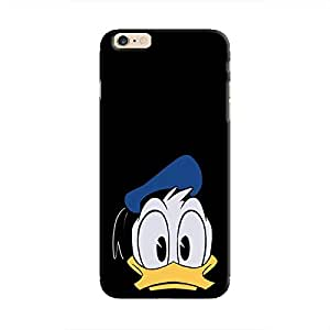Cover It Up - Don Duck Print iPhone 6/6s Hard Case