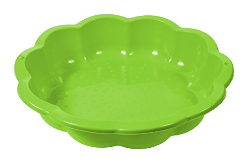 Starplay Junior Sunflower Pool/Sandpit, Green