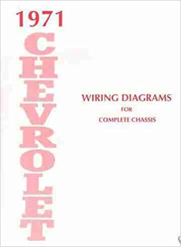 71 impala wiring diagram 1971 chevrolet cars complete 10 page set of factory electrical  1971 chevrolet cars complete 10 page