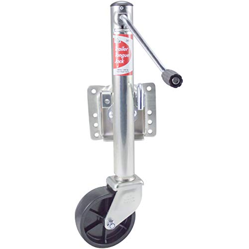 - Dutton-Lainson 3400 Tongue Jack, Pivoting, Zinc Finish 1200 lb