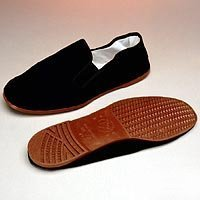 Rubber Sole Kung Fu Tai Chi Shoes