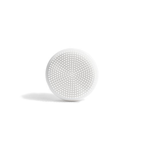 Skin Brush Head - Vanity Planet Replacement Brush Head for Ultimate Skin Spa and Glowspin, Silicone Brush
