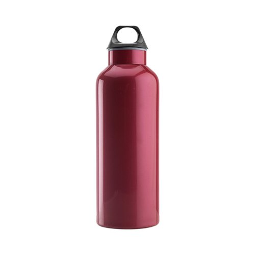 Timolino 8030.40 34-Ounce Classic Hydration Bottle Grande, Magenta Red