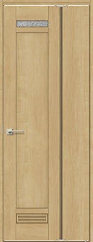 ラシッサS 中折れドア ASTNH-LYC 錠なし 0720 W:780mm × H:2,023mm ノンケーシング/ケーシング LIXIL リクシル TOSTEM トステム 本体/枠色:クリエアイボリー(WA) 吊元:左吊元 枠種類:171mm幅(ノンケーシング枠) 把手:スクエアL 沓摺:ツバ付薄沓摺(A枠) LIXIL リクシル TOSTEM トステム