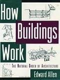 How Buildings Work, Edward Allen, 0195026055