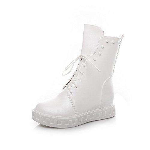 AdeeSu AdeeSu Blanco altas Zapatillas altas mujer mujer Zapatillas Blanco qIdawdv