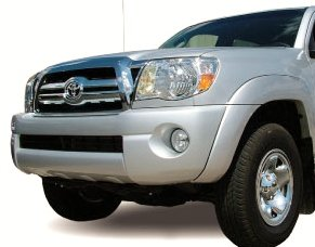 toyota tacoma chrome front grille fits 2005. Black Bedroom Furniture Sets. Home Design Ideas