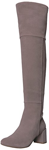 Rose Taryn Grey Lux Boot Fashion Catherine Women's Suede Grey R7Pwx71dqC