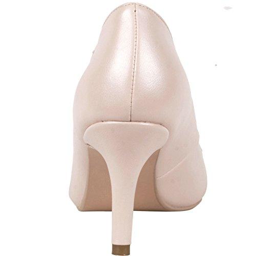 Pompe Del Sulle Centimetri Lusso A Vestito Nuziale Tacco Spillo Bianco Elegante Sera Cerimonia Womens Calaier 7 Alto Sporco Di Slittamento Cashow E0nxTwEUqg
