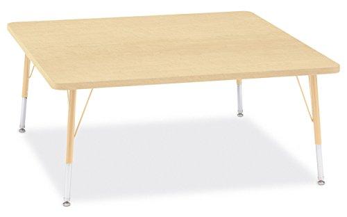 Jonti-Craft Square Activity Table - Prism (Jonti Craft Square Activity Table)