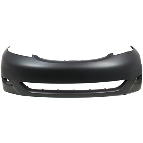 MBI AUTO - Painted to Match, Front Bumper Cover Fascia Replacement for 2006 2007 2008 2009 2010 Toyota Sienna 06 07 08 09 10, - Sienna Toyota Replacement Bumper