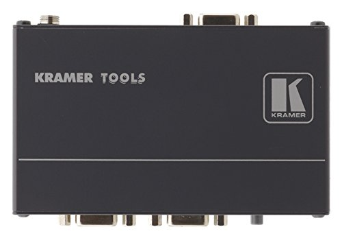 Kramer Electronics 1:1 Computer Graphics Video Line Amplifier, 500MHz (-3dB)
