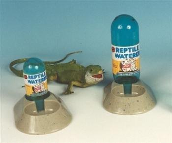 (Lixit Animal Care Reptile Water Fountain, 5oz)