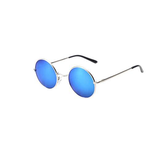 UV Lunettes Silver De Bleu Soleil de Classiques Couleur Protection Soleil TLMY Lunettes 1XgRdHqgp