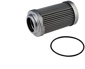 """Aeromotive 12635 Replacement Filter Element, 40-Micron Stainless Mesh, Fits All 2"""" OD Filter Housings"""