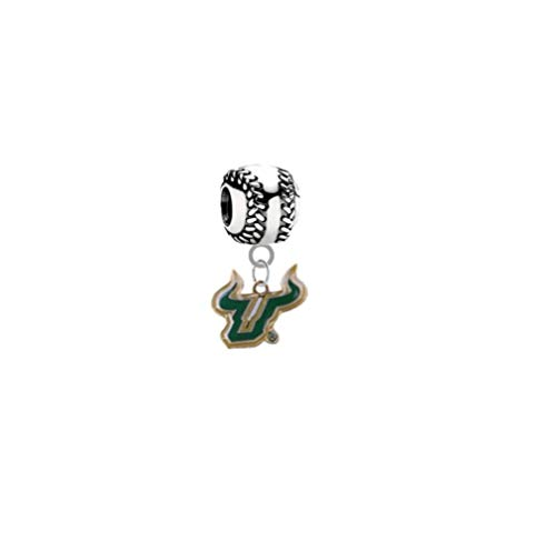 Buy college jewelry south florida bulls mom necklace