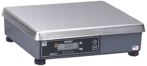 7620 Scale - Brecknell 7620-100 Mailing & Parcel Shipping Scale, 100 lb Capacity, 0.005 lb Resolutions