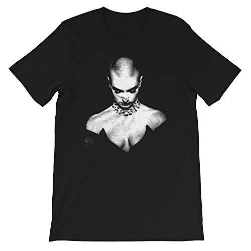 YBTX O Connor Graphic Sinead tee-Shirt Gift for Men Women T-Shirt Black