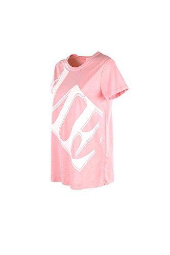 VICOLO T-Shirt Donna Tu Rosa Ro0030 Primavera Estate 2017