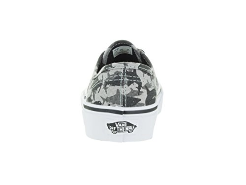 Colors Drizzle Designs Canvas Vans Kids Reef Sharks in for Classic Sneakers Prints and Stylish True Fashionable White Unisex Authentic aORqw8ga
