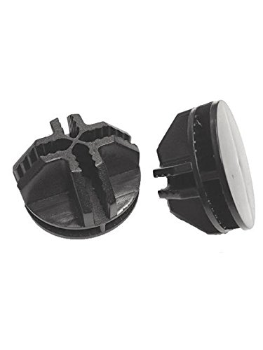 Only Hangers Black Plastic Connectors