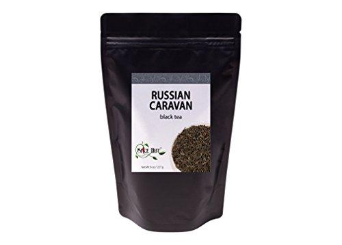 Russian Spice - The Spice Hut Russian Caravan Black Tea, 8 Ounce