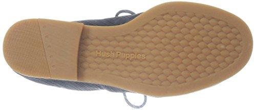 Hush Puppies Damer Støvler Cyra Catelyn Blå (Flåde Blå), Ruskind