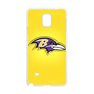 Samsung Galaxy Note4 N9108 Phone Cases NFL Baltimore Ravens Cell Phone Case TYC751287